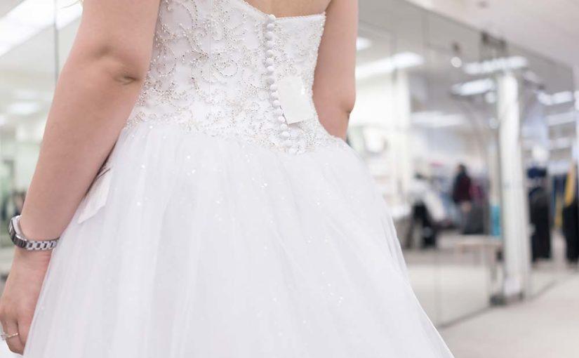 Quel prix pour une robe de mariée ?
