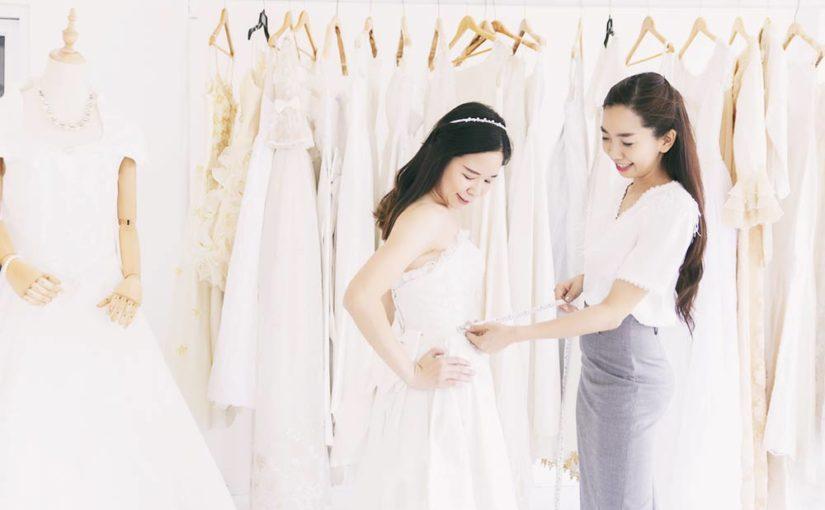 Afin de réussir vos essayages de robes de mariée voici 10 conseils à respecter :